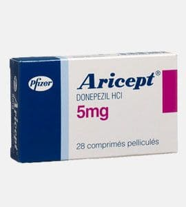 Aricept (Donepezil)